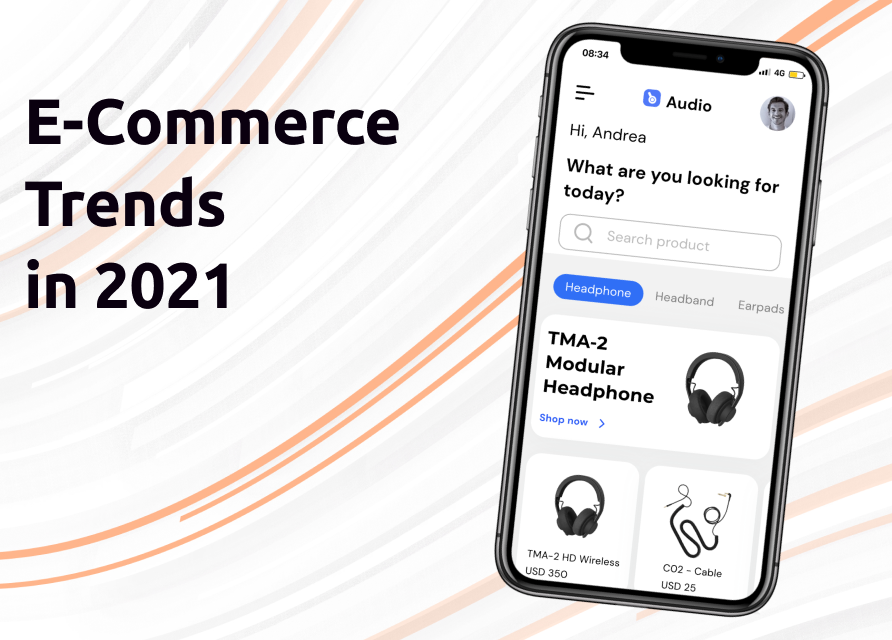 What E-Commerce trends await us in 2021?