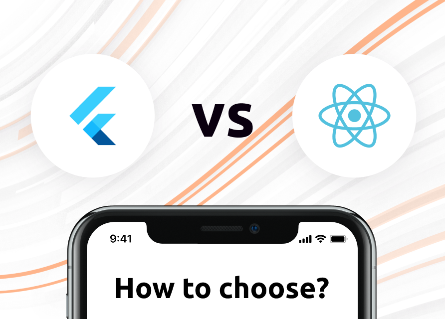 Flutter vs React Native – Let's see what they are